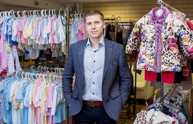 Детская одежда собственного производства